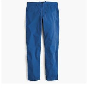 J Crew 770 Straight fit garment dyed chinos